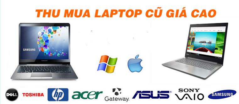 Thu Mua Máy Tinh PC - Laptop Xách Tay Hư Cũ Tận Nơi tphcm