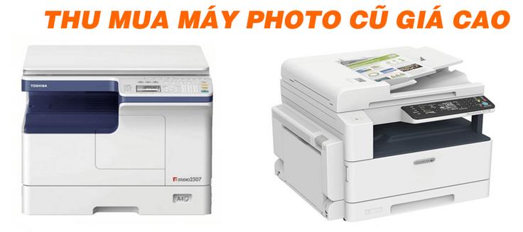 Thu Mua Máy In - Photocopy Hư Cũ Tận Nơi TPHCM