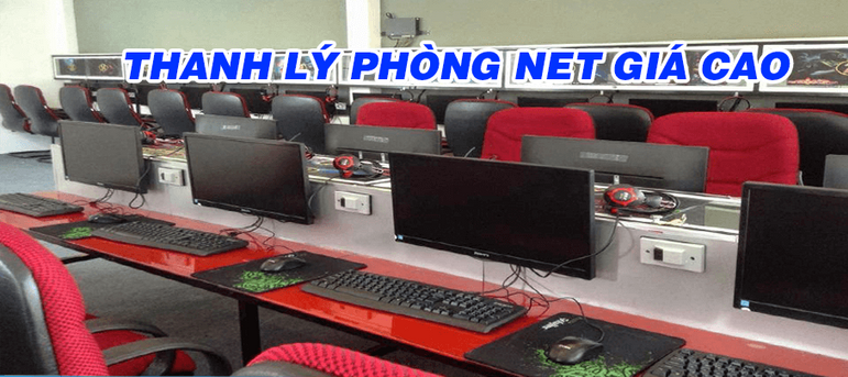Thu Mua Đồ Điện Tử Văn Phòng, Trường Học, Phòng Net Hư Cũ Tận Nơi tại nhà ở TPHCM