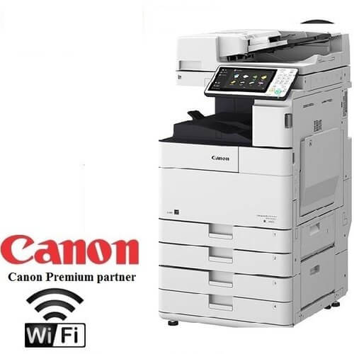 thu mua máy photocopy canon